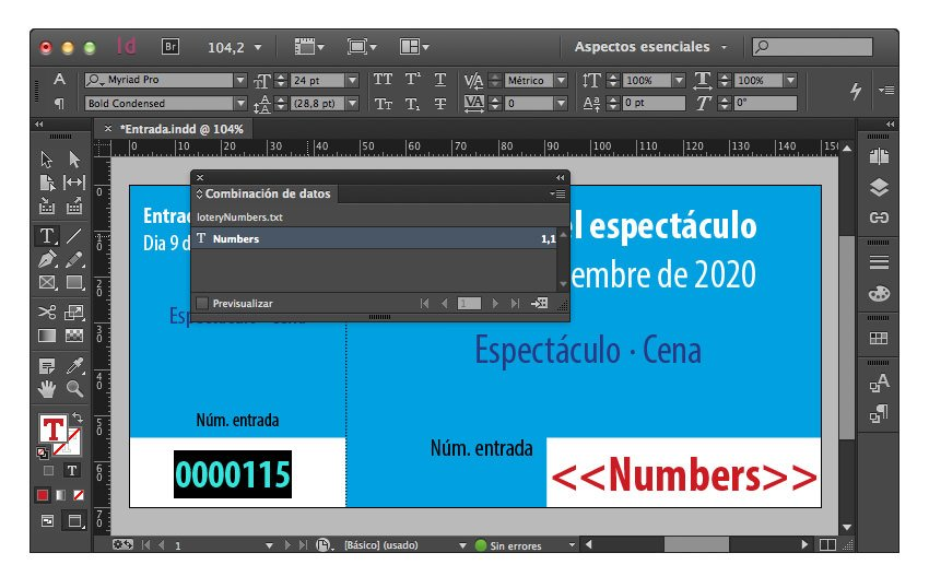 numeros secuenciales indesign 06
